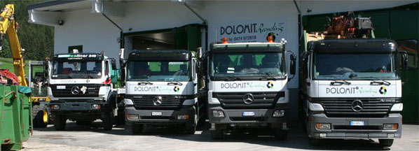 Dolomit Recycling